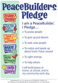 We are Peace Builders
